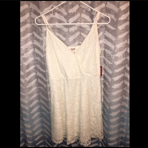 Mossimo Supply Co. Dresses & Skirts - Ivory Lace Dress